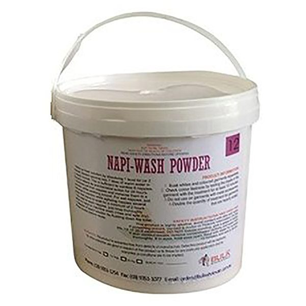 Poly Wash Commercial Grade Heavy Duty Laundry Powder 5Kg - Need Supplies, Australia