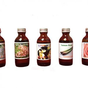 Essential Oils 60ml Pack of 3