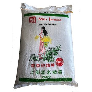 Miss Jasmine rice