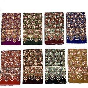 Thai Massage Cover Flower Design website